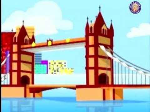 Nursery Rhymes - London Bridge Is Falling Down