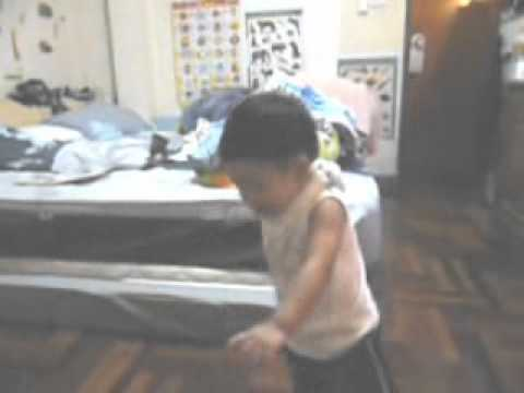 Exercise before bath with Bless