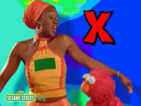 Sesame Street: The Alphabet With Elmo