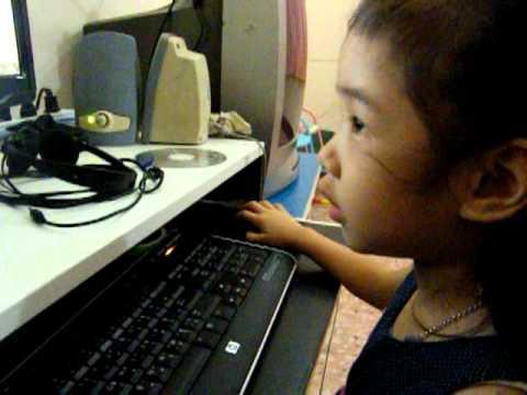 ฉลองคลิปที่ 2000 การเรียนรู้โลกกว้างของน้องแองจี้