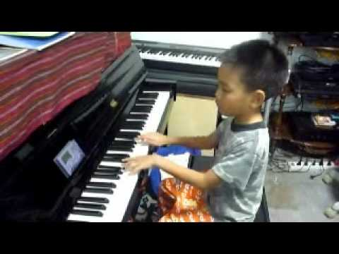 Music Practice2(Piano exam pieces 2009-2010)