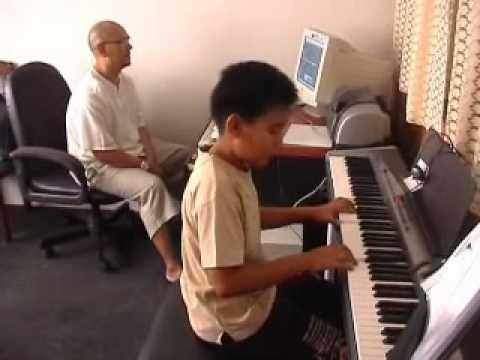 Music Practice3 (Behind The scenes)