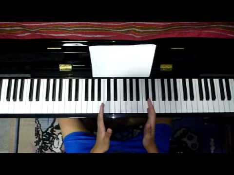 How to Play Piano - TwinkleTwinkle Little star( Right Hand)Part1