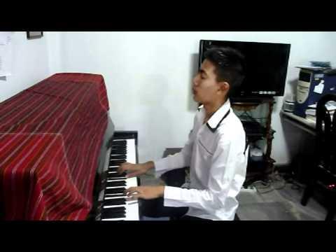 Bach-Fugue no.15Book2 G major