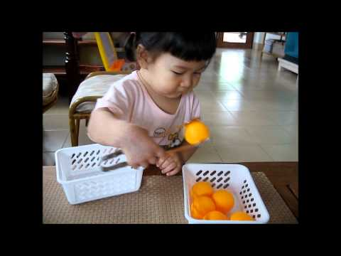 Montessori Learning -Kaopoon 1.8 Years