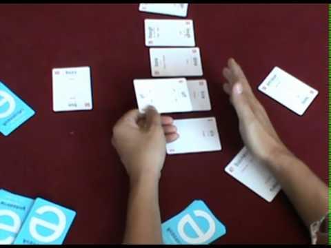 สาธิตวิธีเล่นเกมส์พูดสองภาษา ตอนที่ 1