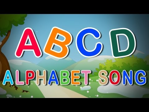 The A to Z Alphabet Song | A is for Ant song | ABC Phonics Song