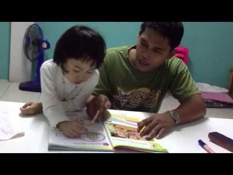 น้องนโมเด็กสองภาษา4ขวบ