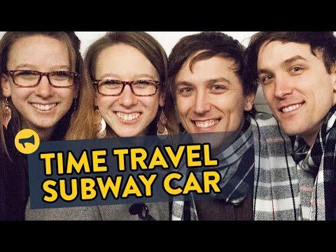 Time Travel Subway Car