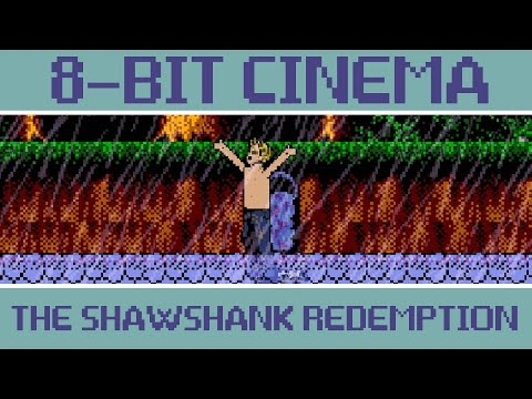 The Shawshank Redemption - 8 Bit Cinema