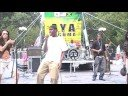 J-Remedy & Jia Conna Performing at Reggae Fest in Union Square Park NYC