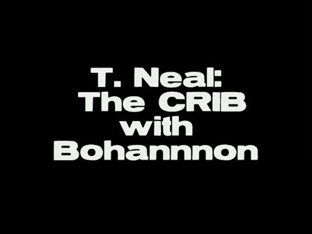 T. Neal on Bohannon