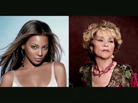 Etta James is a HATER?? Dissing Beyonce??