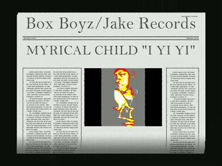 Myrical Child-I YI YI