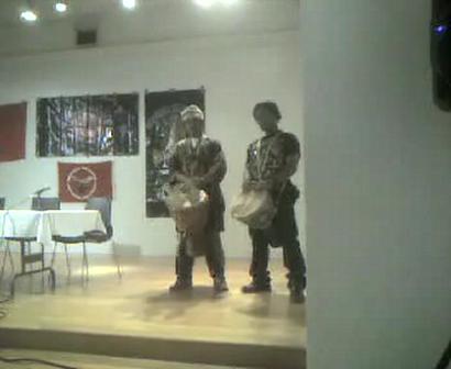"""ZULUS NATIONS"" MEETING OF THE MINDZ PARLISMENT Pt.1"