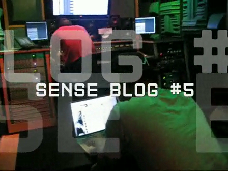 SENSE BLOG #5 - STUDIO BLOG #2