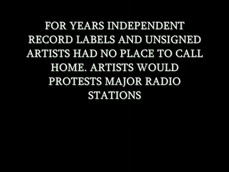 DETROIT RIOT RADIO COMMERCIAL ONE