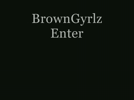 BrownGyrlz Entertainment