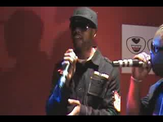 RAP ARTIST MIKE M.O.E.T AND R&B's JONES,C. LIVE@THE OVERTIME CONCERT SERIES / VESTA NEW YORK