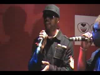RAP ARTIST MIKE M.O.E.T AND R&B's JONES,C. LIVE@THE OVERTIME CONCERT SERIES / VESTA NEW YORK