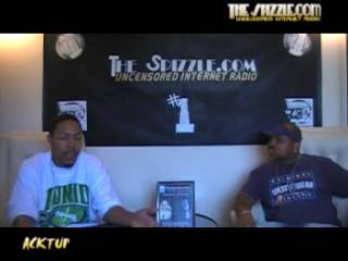 ACKTUP INTERVIEW WITH THE SPIZZLE.COM