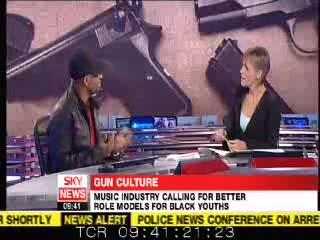 Dj Dodge Speaks On Sky News London