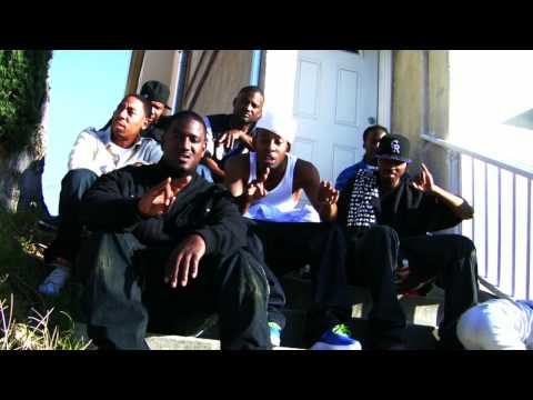 Lil Bra Ft. Rosco Feddi - Murder Mobbin' *Official Video*
