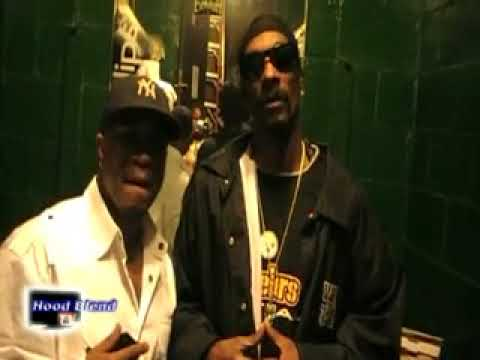 St. James Talks to SNOOP DOGG about Stop Beefin Start Eatin