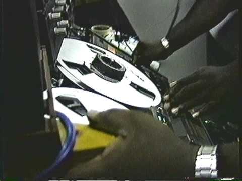 LIVE RECORDING SESSION IN JAMAICA 1991