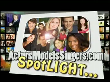 ActorsModelsSingers.com SpotLight part2