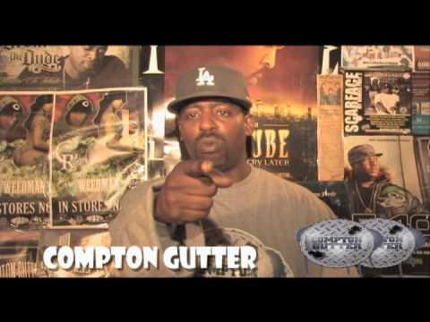Compton Gutter Muzik Da DVD featuring 1000 Bars & Runnin Artist