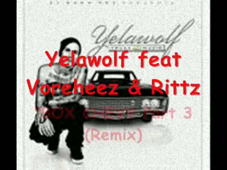Yelawolf feat Voreheez & Rittz - Box Chevy Part 3 Remix