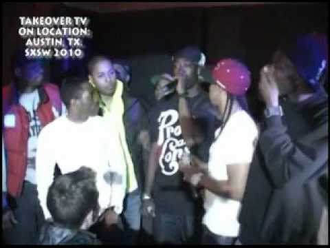 FREDDIE GIBBS & L.E.P. BOGUS BOYS PERFORM SXSW TAKEOVER TV