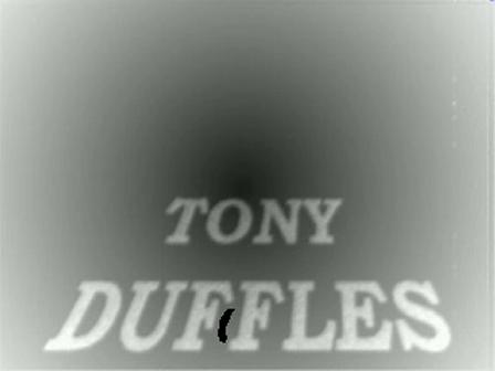 TONY DUFFLES -ICEY WHITE TEE