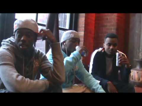 216thetakeover.com Interviews Travis Porter in Cleveland
