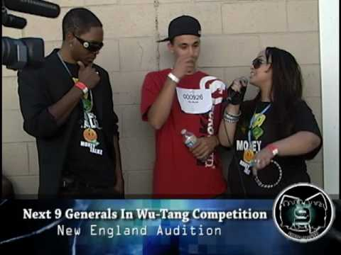 Here are a few of the winners of the New England Auditions,