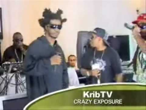 CrazyExposure-KribTV-YUNG GUTTA & SLAYVE CHILD