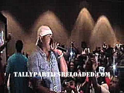 Mystikal Live concert On TallyPartiesReloaded