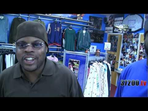Young Buck reps 37200 @Hangtime