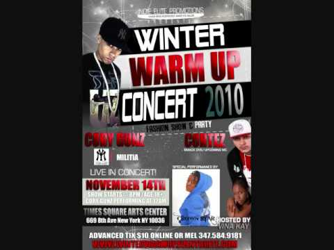 The Winter Warm Up Concert