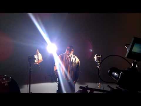 Dj Crook Behind the Scene Video Shoot