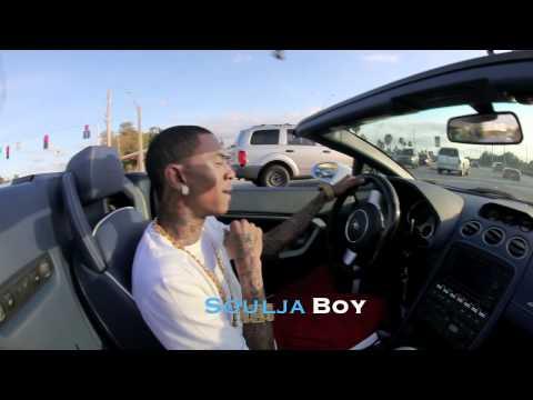 "Bow wow Soulja Boy on set of ""Get Money"""