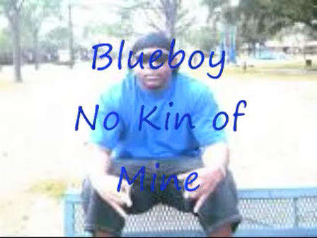 Blueboy - No Kin of Mine