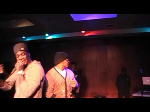 PHRESH PERFORMING BEFORE PAPOOSE @ THE GRAND