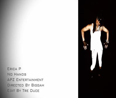 """Erica  """"No Hands"""""""