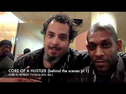BRIAN JER-Z HYPPOLITE - CORE OF A HUSTLER (BEHIND THE SCENES 1 - CORE DJ RETREAT ATL 2K10) 1.mov