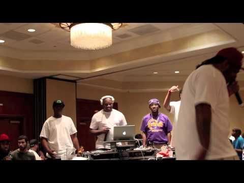 DJ CORE RETREAT MIAMI 2011 DAY 2