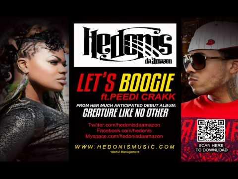 Hedonis ft. Peedi Crakk- Let's Boogie