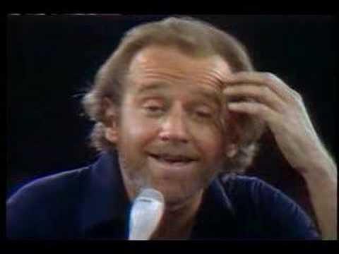 George Carlin 'The Hippy Dippy Weatherman'