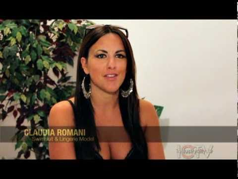 "Claudia Romani ""First Look"""